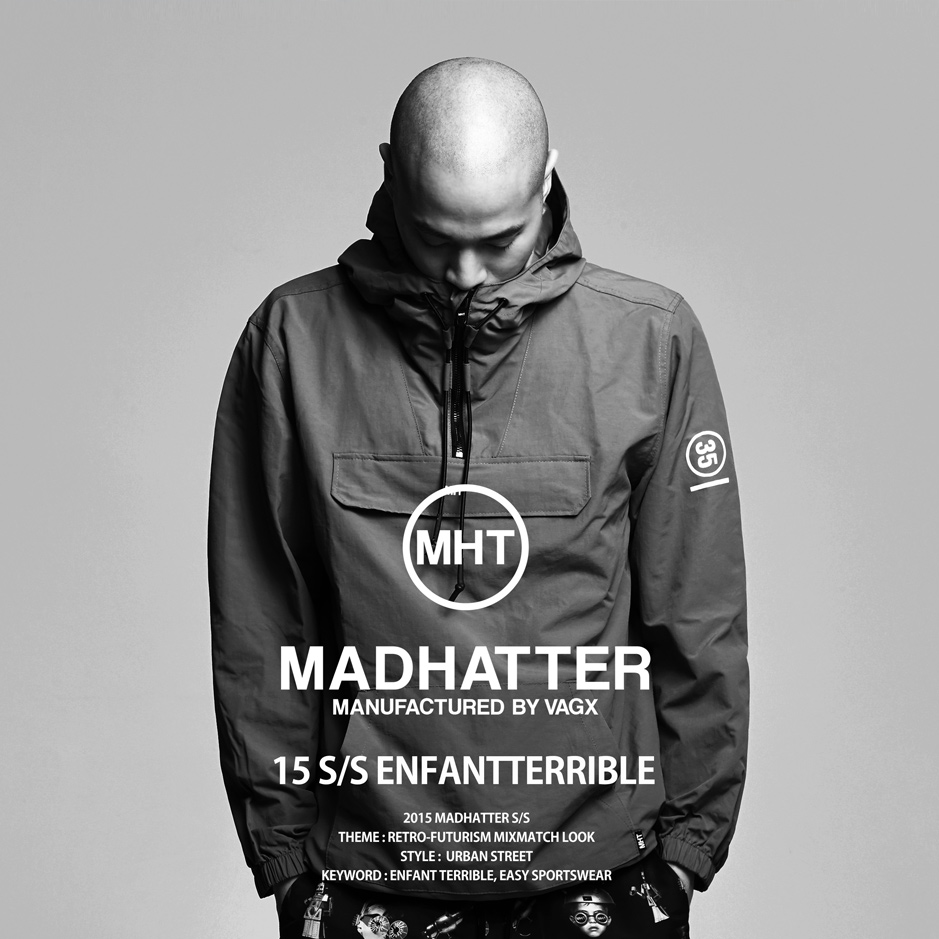 15 S/S MADHATTER ENFANT TERRIBLE